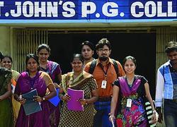 St. John's PG College