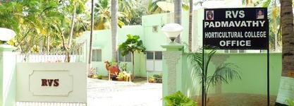 RVS Horticulture College