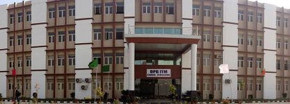 DPG Institute of Technology & Management