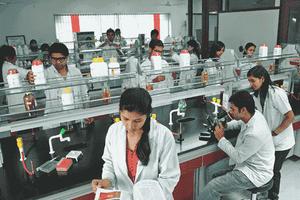 - Laboratories