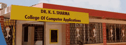 Dr.K.S.Sharma College of Computer Applications