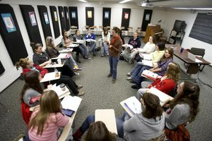 CU - Classroom