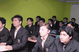 SHGI - Classroom