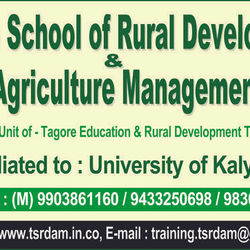 Tagore School of Rural Development and Agricultural Management