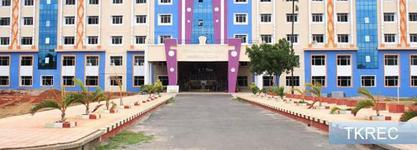 TKR College of Nursing