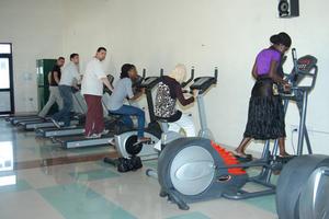TMU - Gym