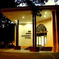Department of Management Studies - IITR
