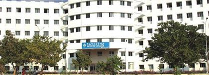 Saveetha Medical College and Hospital