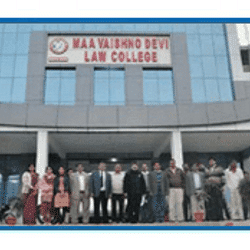 Maa Vaishno Devi Educational and Law College
