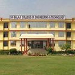 Sri Balaji College of Engineering and Technology