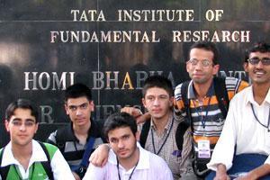 TIFR - Student