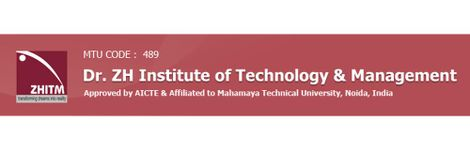 Dr. ZH Institute of Technology & Management