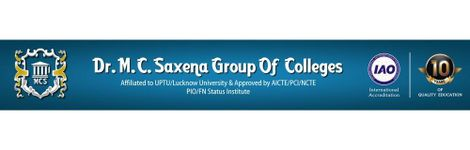 Dr. M.C. Saxena College of Pharmacy