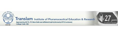 Translam Institute of Pharmaceutical Education & Research
