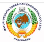Maturi Venkata Subba Rao Engineering College ,Hyderabad