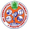 Sri Siddhartha Pharmacy College