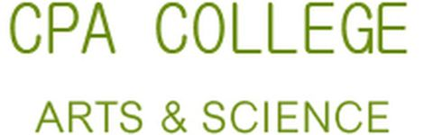 CPA  College of Arts and Science