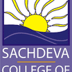 Sachdeva College of Pharmacy, Gharuan