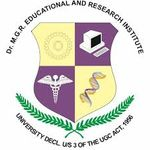 Dr. M.G.R. Educational And Research Institute,Chennai