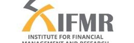 IFMR - Institute for Financial Management and Research