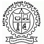 Aalim Muhammed Salegh College Of Engineering,Chennai