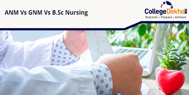 Anm Vs Gnm Vs B Sc Nursing Which Is The Best Course For You Collegedekho
