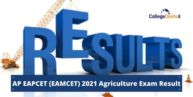 AP EAMCET 2021 Agriculture Exam Result