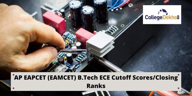 AP EAPCET (EAMCET) B.Tech ECE Cutoff Scores