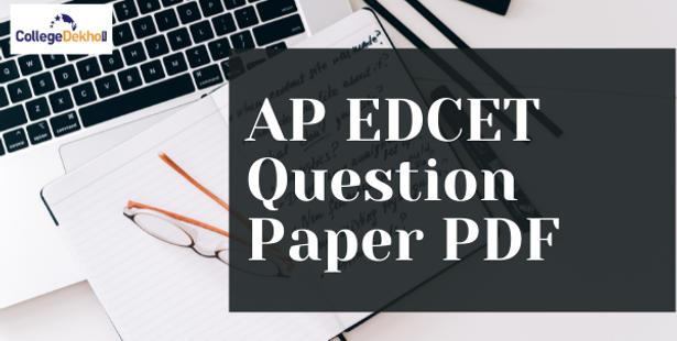 AP EDCET 2021 Question Paper