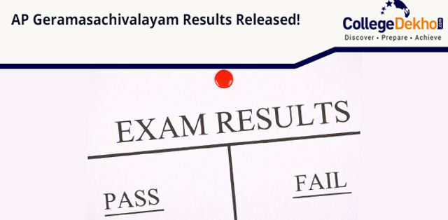 AP Gramasachivalayam Results Released, Cutoff Marks, Certificate Verification, Direct Links