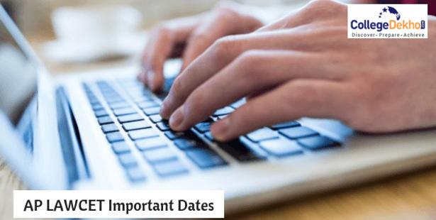 AP LAWCET 2021 Important Dates