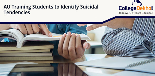 Ambedkar University Trains Psychology Students to Identify Suicidal Tendencies