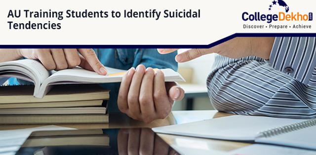 Ambedkar University Trains Psychology Students to Identify Suicidal Tendencies