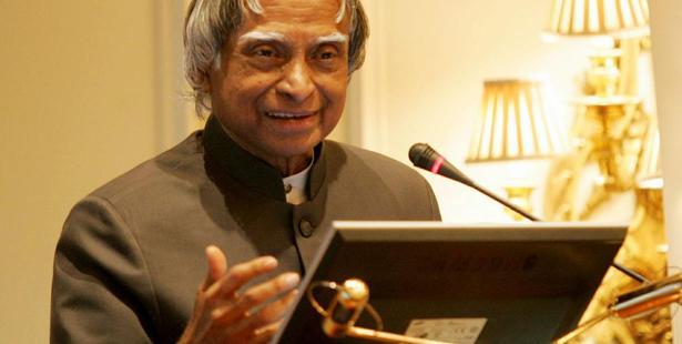 Kalam's Last Book Launched at IIM –A