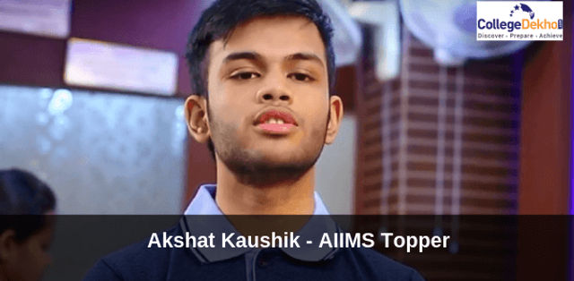 Akshat Kaushik: With Offers from Many Ivy League Colleges, Chooses to Study in India