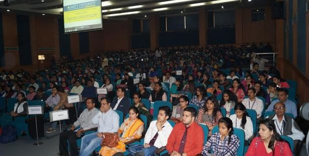 Seminar on Skill Development at Amity Concluded