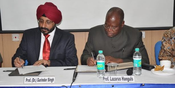 Amity University to Cooperate with University of Namibia, Africa