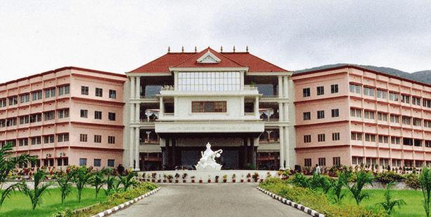Amrita University ranked in Times Higher Education Ranking