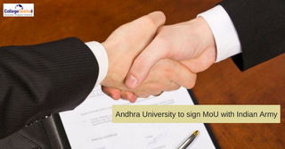 Andhra University to Sign MoUs with Indian Army to Set up Centre for Defence Studies