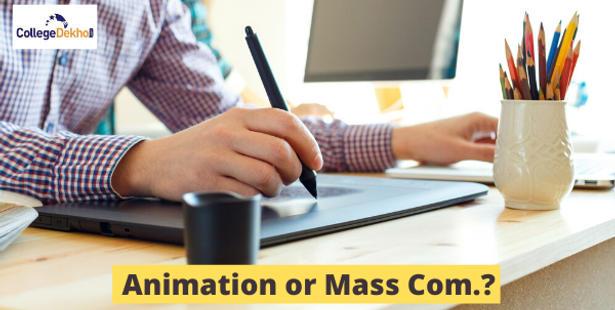 Animation Vs Mass Communication