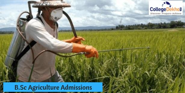 B Sc Agriculture Admissions 2019: Eligibility Criteria