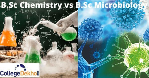 B.Sc Chemistry vs B.Sc Microbiology
