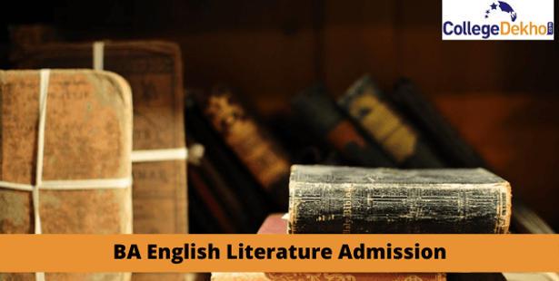 BA English Literature Admission