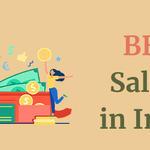 BBA Salary in India