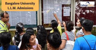 Bangalore University L.L.M. Admissions 2019 Dates, Eligibility, Application Form & Selection Process
