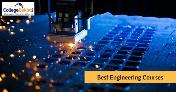 Which are the Best Engineering Courses in India?   CollegeDekho
