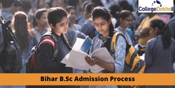 Bihar B.Sc Admission 2021