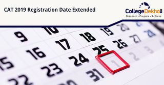 CAT 2019 Dates: Registration (Date Extended), Admit Card, Exam & Result Dates