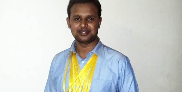 Chennai Boy Topped in CA Final Examination