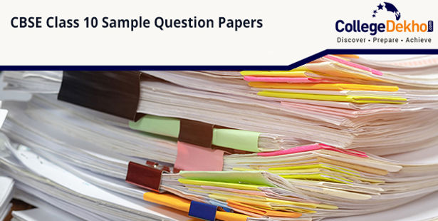 CBSE 10th Sample Question Papers 2019 | CollegeDekho